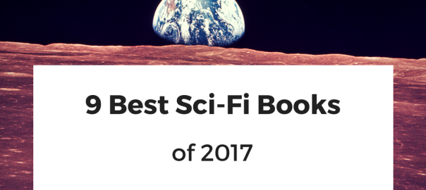 Best Science Fiction Books of 2017