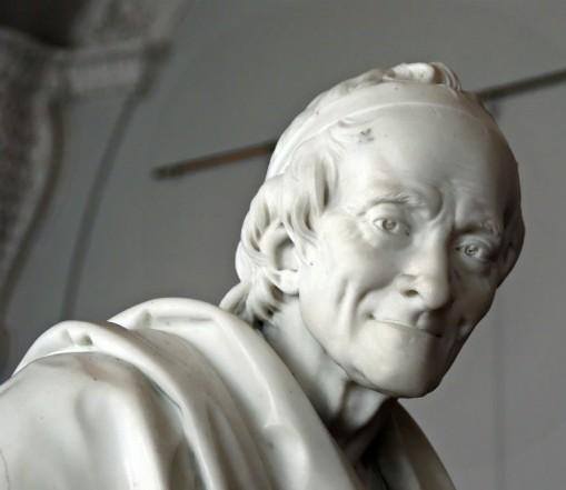 Voltaire On Writer's Block