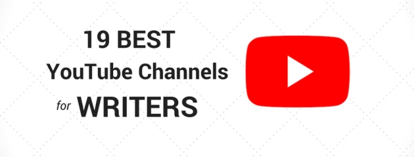 19 Best Writing YouTube Channels